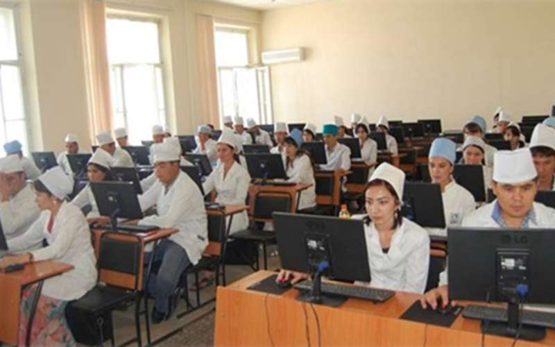 MBBS in Samarkand State Medical Institute